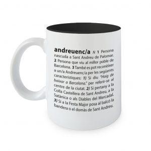 Taza Andreuenc/a