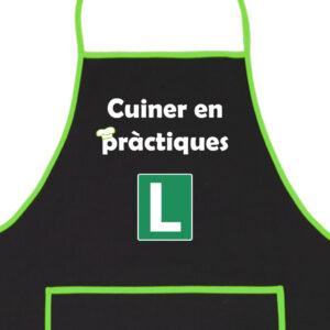 Delantal Cocinero en Prácticas