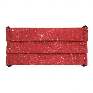 Mascarilla Roja Estrella