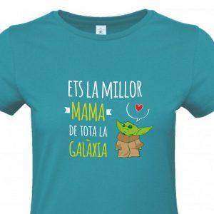 Camiseta Mama Galaxia