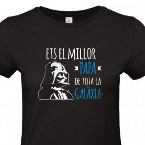 Camiseta Papa Galaxia