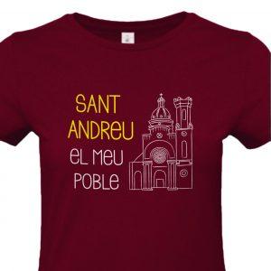 Camiseta Sant Andreu el meu Poble