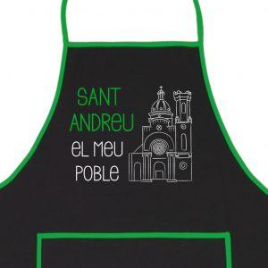 Delantal Sant Andreu