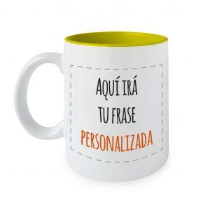 Taza Personalizada con tu Frase