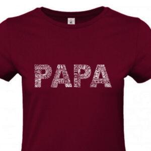 Camiseta PAPA
