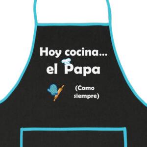 Delantal Hoy Cocina el Papa