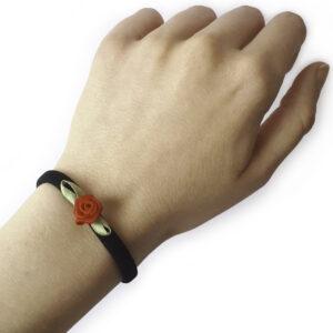 Pulsera Rosa de Sant Jordi (8 colors)