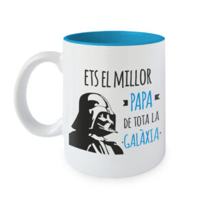Taza Papa Galaxia