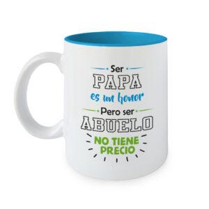 Taza Papa Abuelo Honor