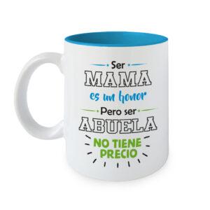 Taza Mama Abuela Honor