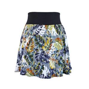 Falda elástica corta Maui